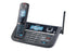 6.0 2 line interference free cordless phone DECT4066 business phones uniden