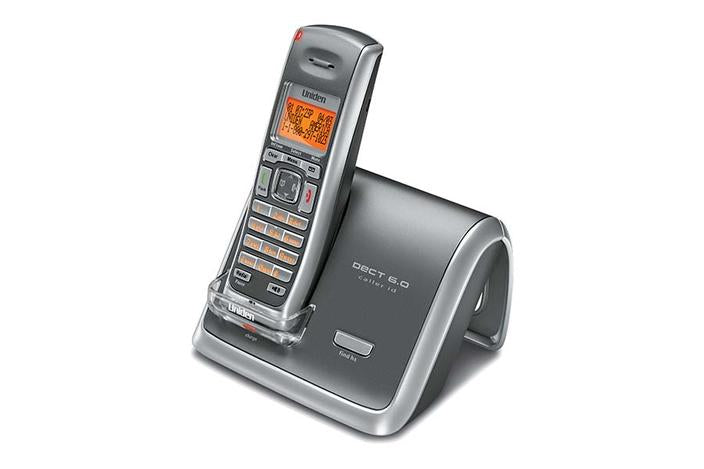 6.0 interference free cordless phone DECT2060 cordless phones uniden