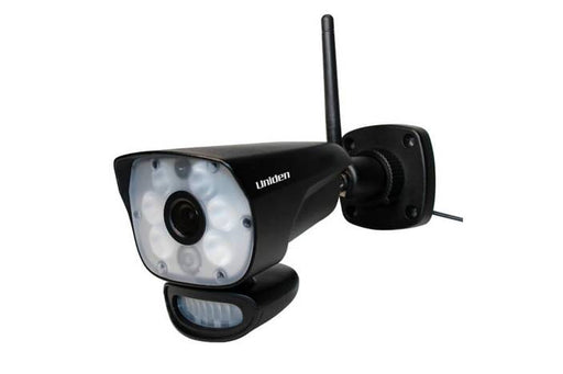 720p security camera spotlight motion LIGHTCAM35HD security camera uniden