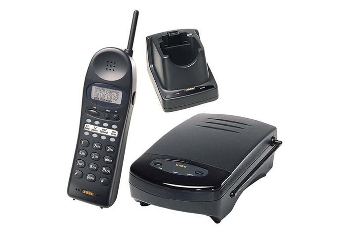 900MHz 2-line analog business phone ANA9620 business phones uniden