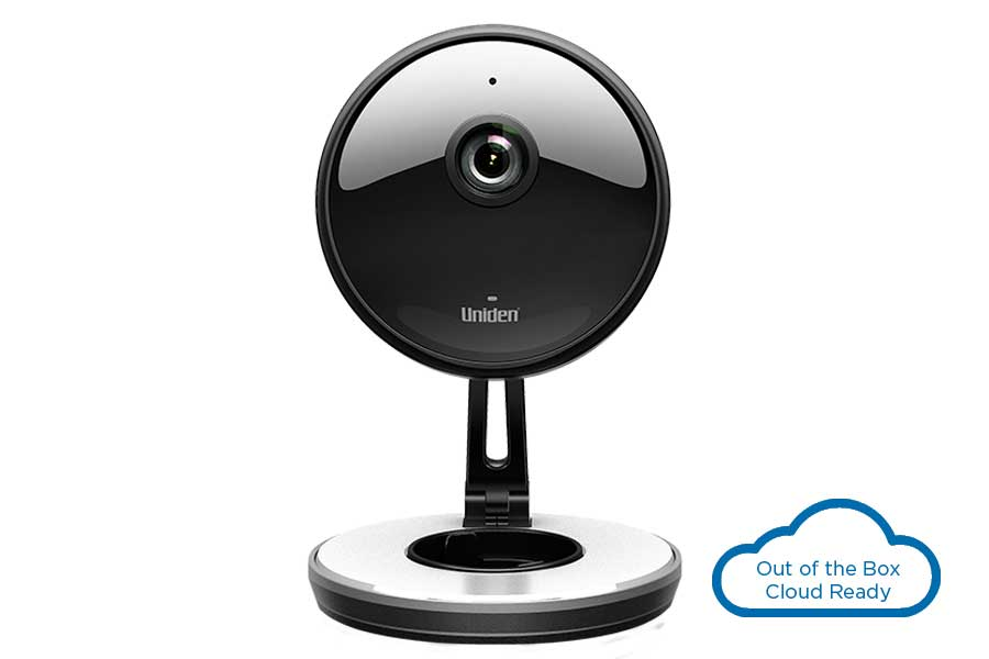 3MP Indoor Cloud Camera with 180° field of view