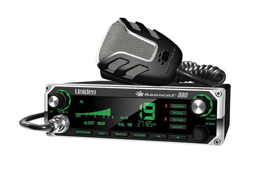 CB radio limited edition Bearcat880CHR cb radio uniden