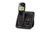 DECT 6.0 Cordless Answering System with Caller ID and Handset Speakerphone (Black)