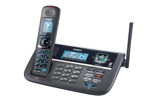 DECT 6.0 interference free cordless phone DECT4086 business phones uniden