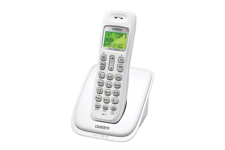 DECT 6.0 Cordless Phone DECT1363 — Uniden America Corporation