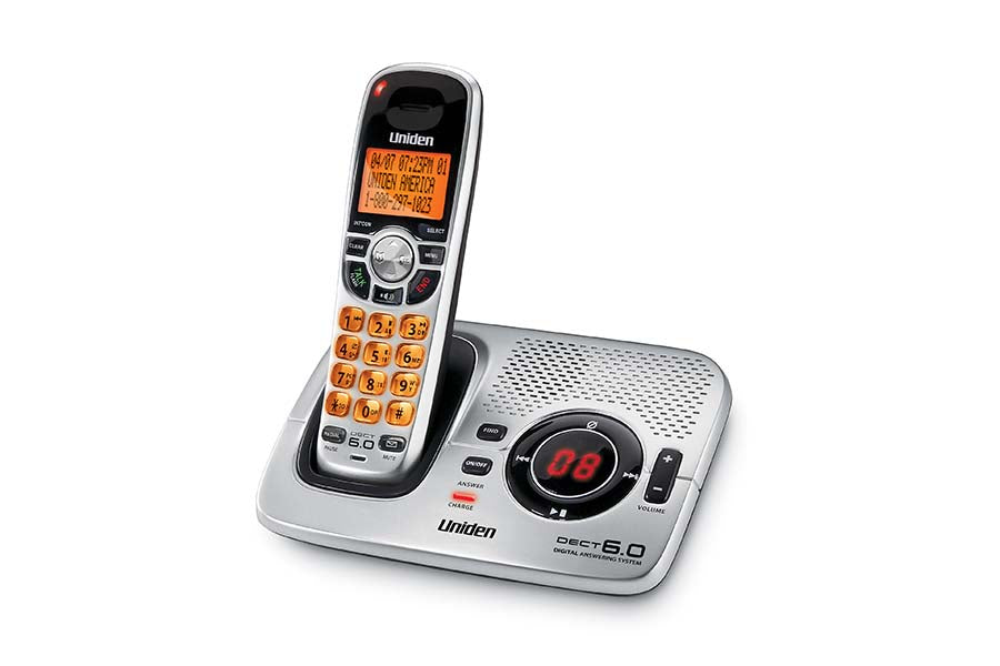 DECT 6 0 Interference Free Cordless Telephone DECT1580
