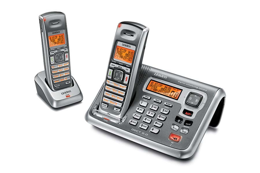 DECT 6.0 Interference Free Cordless Telephone DECT2085-2