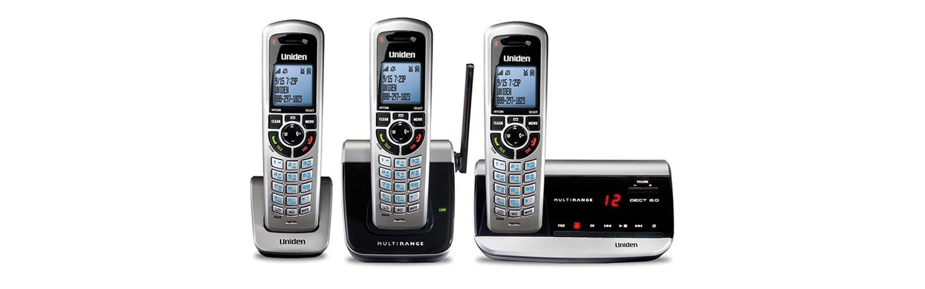 Digital Answering System with Handset Access
