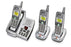 5.8 GHz Extended Range Cordless Phone & Answering System - 2 Extra Handsets & Charging Cradles