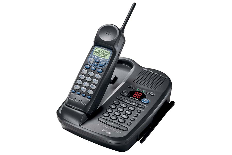 Digital 900 MHz Cordless with Call Waiting/Caller ID EXAI8985