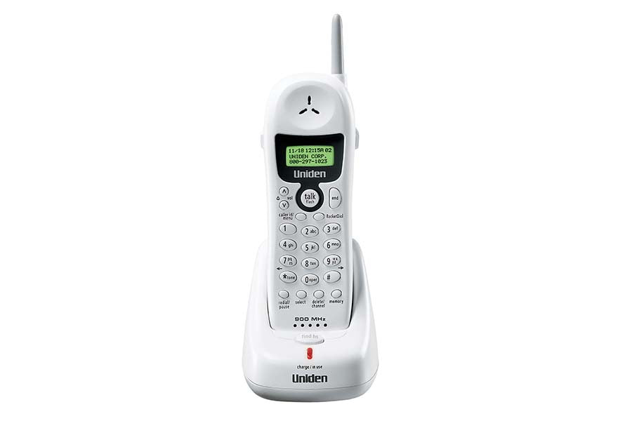 Ultra Compact 900MHz Cordless Telephone/Caller ID/Call Waiting+
