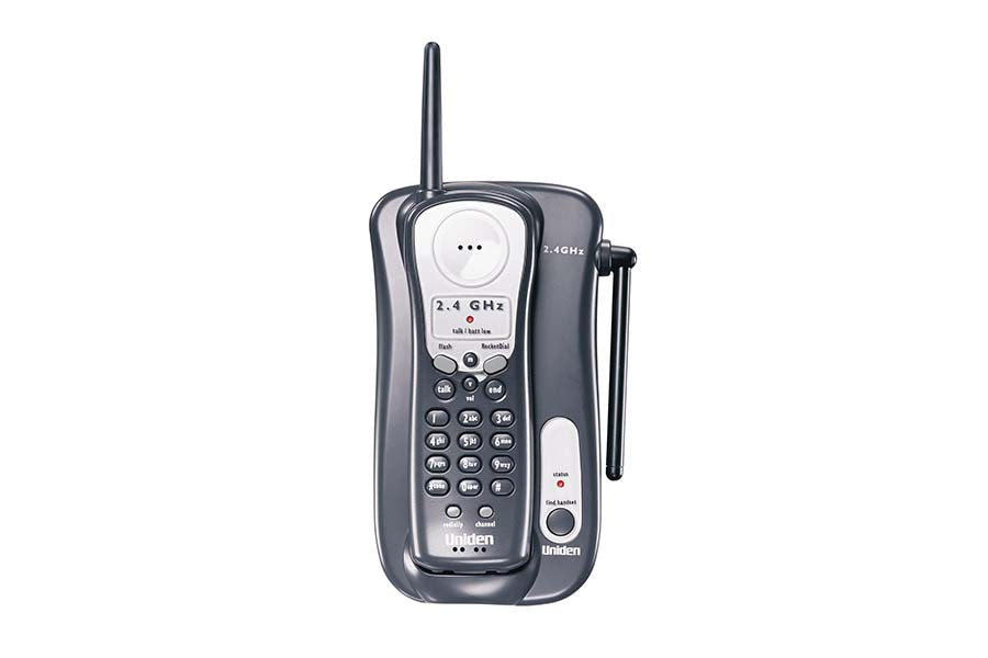 Extended Range with One Touch RocketDial/Speaker Volume Control