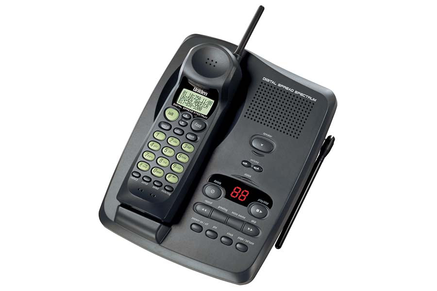900 MHz Cordless Phone with DSS - Call Waiting/Caller ID and Digital Answering System