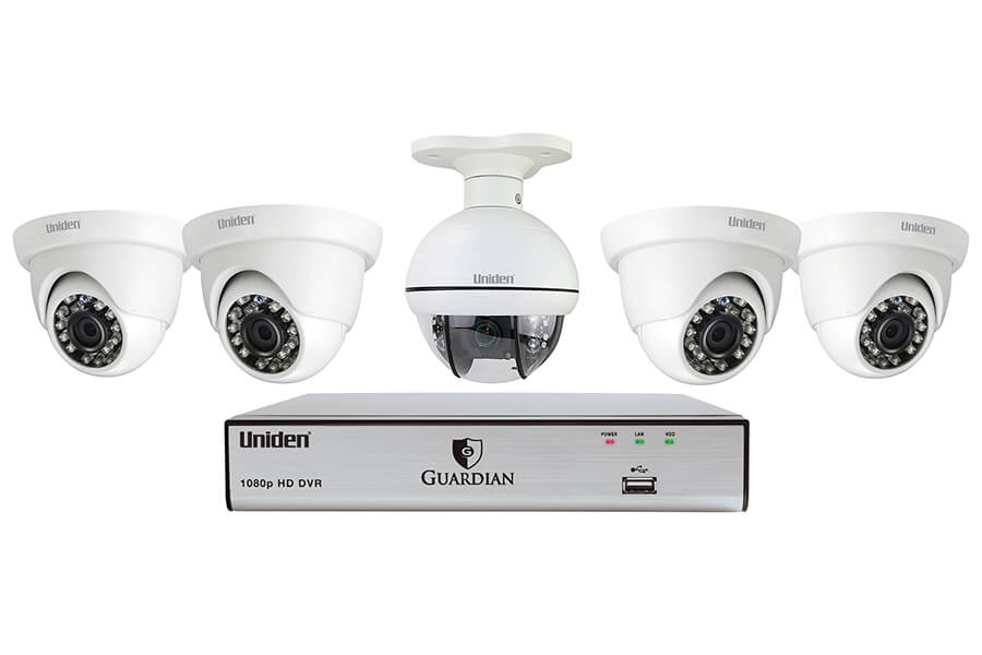 Guardian G7805D2 Wired Video Surveillance System