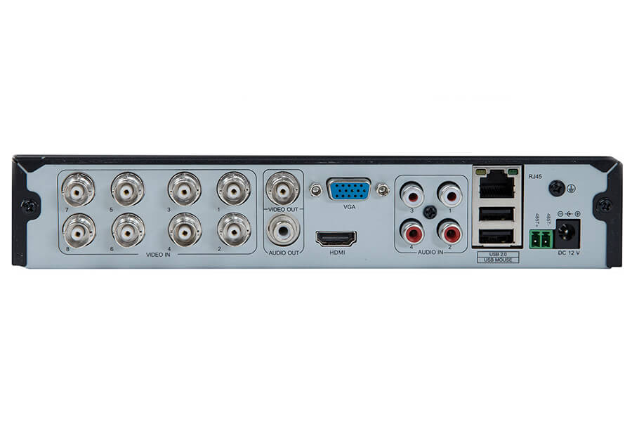2 Guardian G7805D2 Wired Video Surveillance System