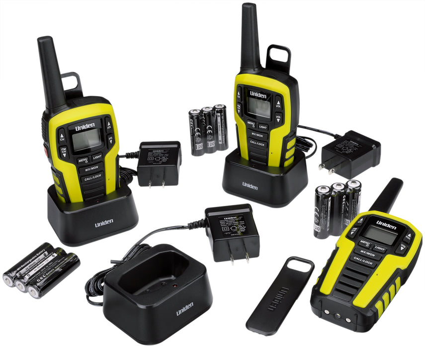 Two-Way Radio - SX409-3CKEM
