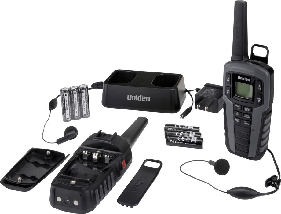 Waterproof Two-Way Radios with USB Chargers - SX507-2CKHS