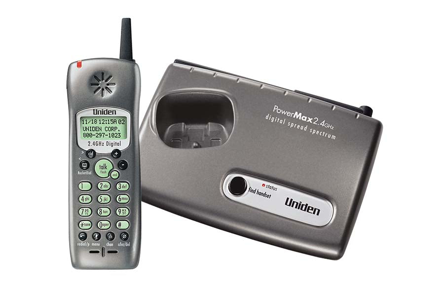 Powermax 2.4 GHz Cordless System with Additional Handset Expandability