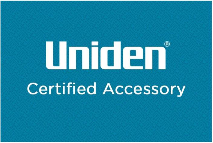 uniden certified accessory