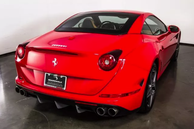 2018 FERRARI CALIFORNIA T