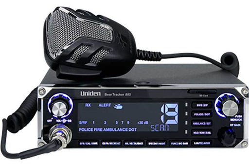 BearTracker 885 Hybrid CB Radio/Digital Scanner