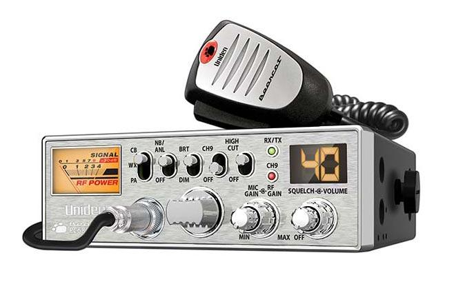 cb radio 40 channel PC687 cb radio uniden