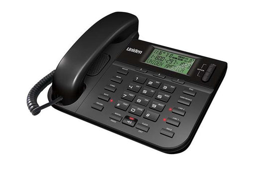 corded speakerphone 3162BK phones uniden
