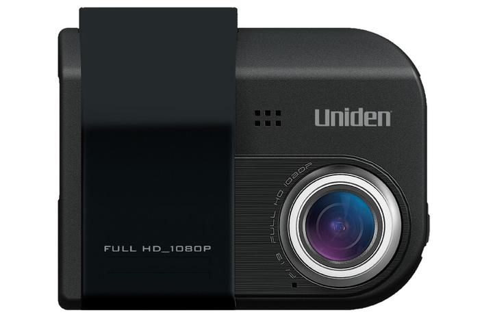 DC4 Full HD Dash camera with Lane Departure Warning