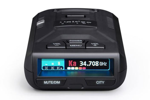 extreme long range laser radar detector color display A1-R1 radar detectors uniden