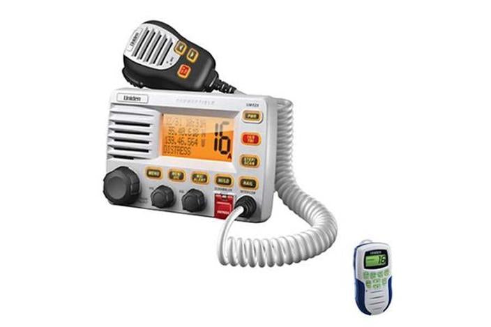 fixed mount 25w marine radio UM525-B marine radio uniden