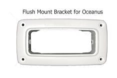 flush mount kit FMB322W marine accessory uniden
