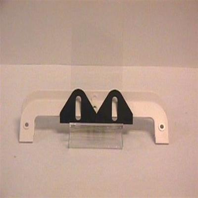 flush mounting bracket BRKT1001W marine accessory uniden