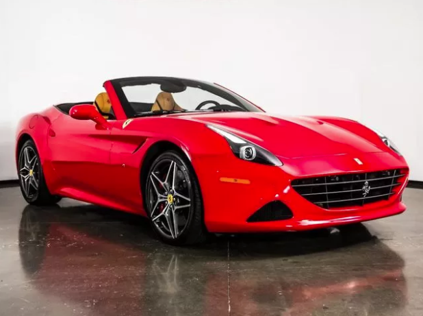 Ferrari California T >> 2018 Ferrari California T