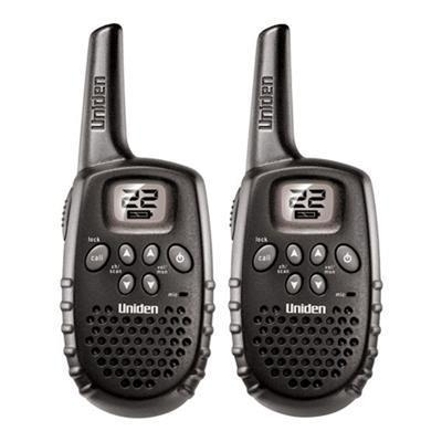 radio FRS GMRS 16 mile range A1-GMR1635-2 walkie talkie uniden