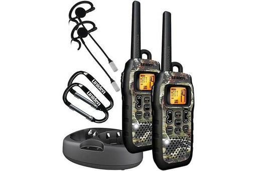 submersible GMRS FRS two way radio GMR5099-2CKHS walkie talkie uniden