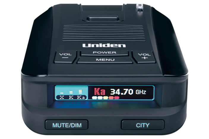 Super Long Range Laser Radar Detector with Voice Alerts DFR8 radar detectors uniden