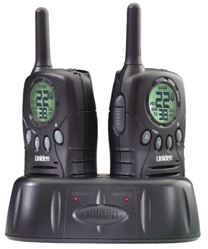 two way GMRS522 walkie talkie uniden