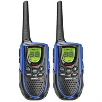 two way radio GMR-2059-2CK walkie talkies uniden