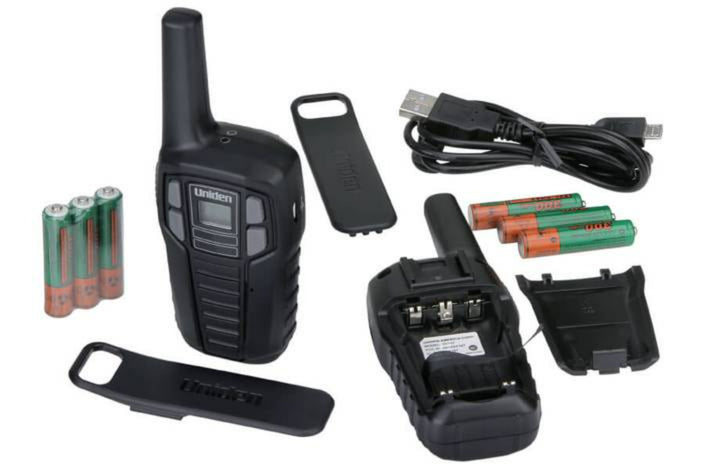 two way radio charger SX167-2CH walkie talkie uniden