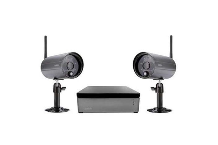 wireless security system WDVR4-2 security camera system uniden