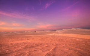 Lancelin Western Australia Sunset with beautiful colours by Aeroture Michael Haluwana