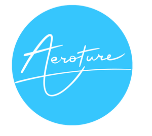 aeroture video and photography by Michael Haluwana Aeroture Logo