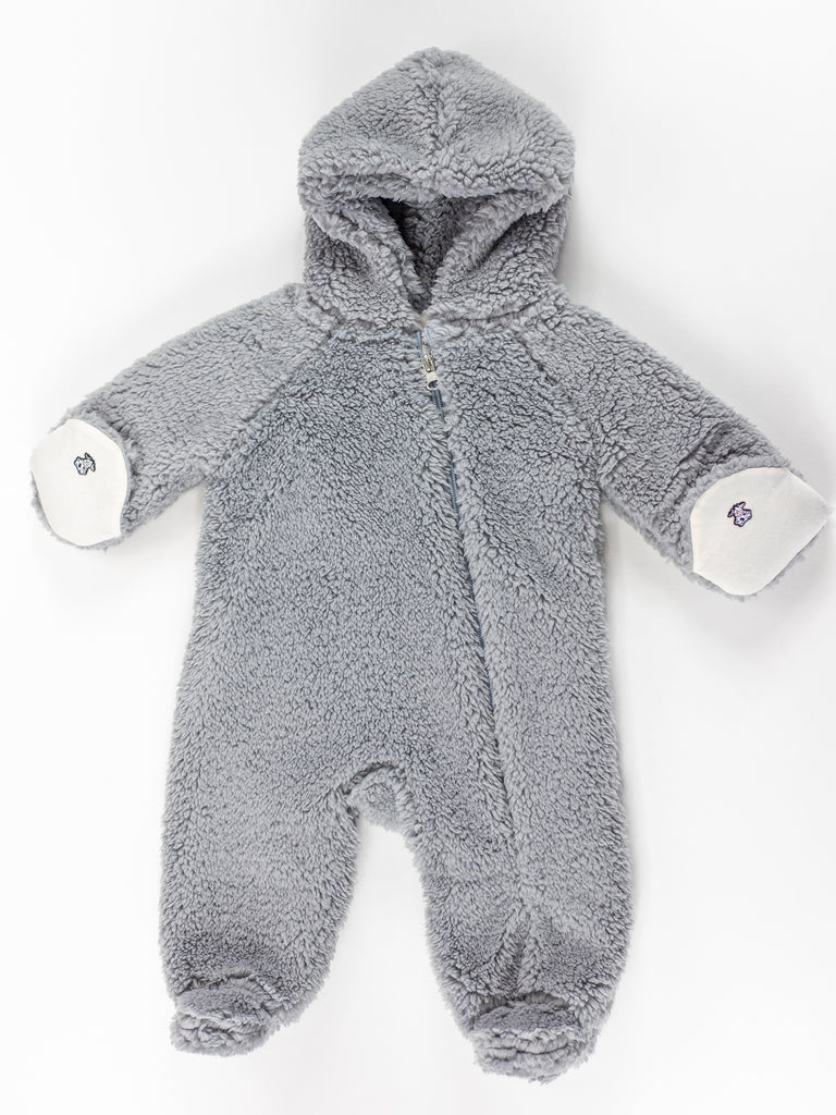 Stay Warm Footed Onesie (More Colors Available)