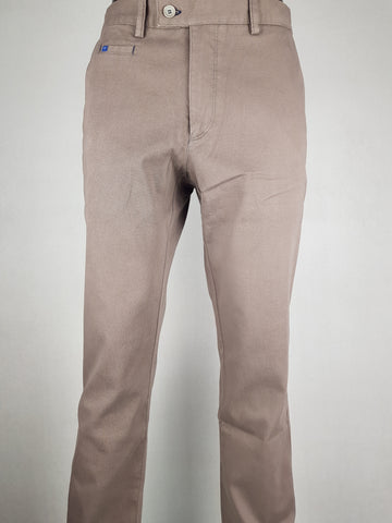 Chino Pants Camel By Tricot Denim