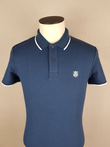 New Season Slim Fit Polo Ocean By Selected