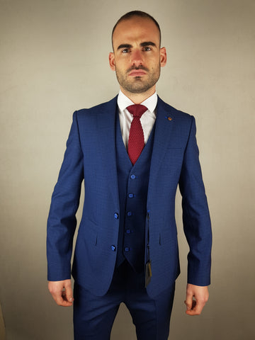 Walter 3 Piece Suit By 6th Sense