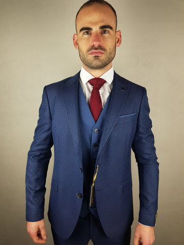 Cryuff 3 Piece Suit By Benetti