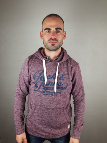 Panther Sweat Hood Port By Jack & Jones