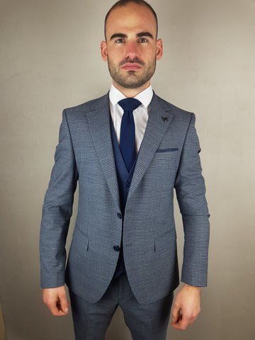 Rooney 3 Piece Suit By Benetti