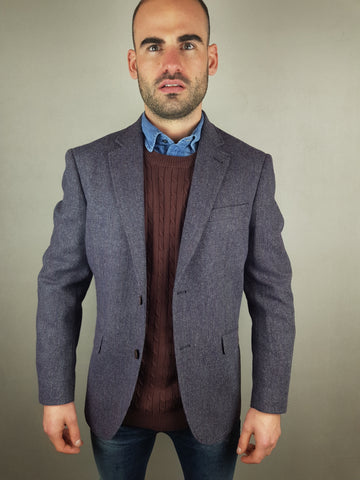 ILKLEY Blazer/Sports Jacket Berry By Skopes